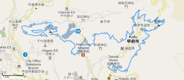 武田の杜トレイルランニングレース 2010-12-12.png